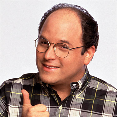 Seinfeld Characters - George Costanza (Jason Alexander)