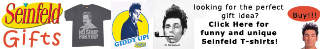 Buy Seinfeld T-shirts